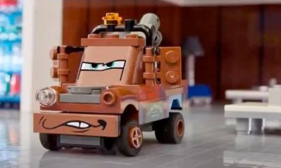 Cars 2 LEGO Trailer and Featurette Launched - autoevolution