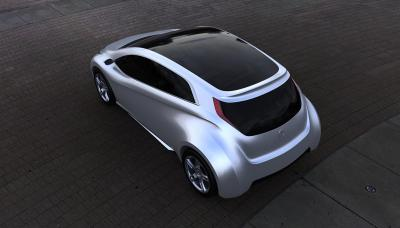 Behold the Electric Car of the Future, But Only in Renderings For Now - autoevolution