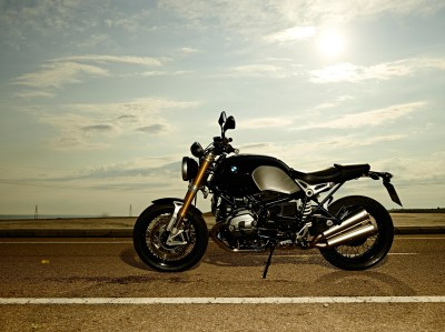 BMW R nineT Is Motorcycle XXX - autoevolution