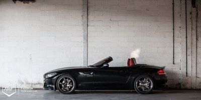 This BMW Z4 Is a Proper Roadster - autoevolution