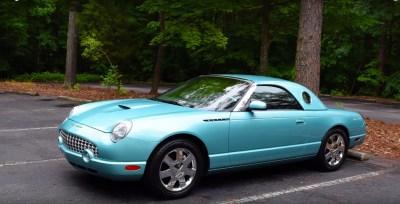 Regular Cars Checks out the 2002 Ford Thunderbird - autoevolution