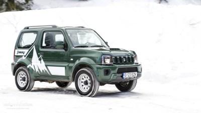 Suzuki Jimny HD Wallpapers: More David than Goliath - autoevolution