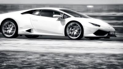 The Lamborghini Huracan Like You'Ve Never Seen It Before: HD Wallpapers - autoevolution