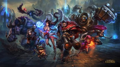 League of Legends HD Wallpapers   Best Wallpapers