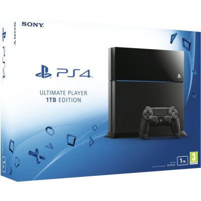 Sony PlayStation 4 1TB Ultimate Player Edition Console Games Consoles | Zavvi