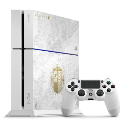 Sony PlayStation 4 Limited Edition - Includes Destiny: The Taken King Games Consoles | Zavvi