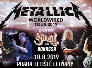 Metallica vstupenky u Ticketmaster 2019-20 Koncerty a turné