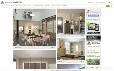 Autodesk Homestyler | Download | TechTudo