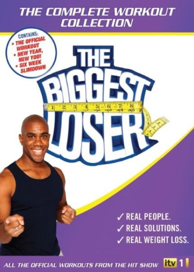 The Biggest Loser: Complete Workout Collection | Zavvi.nl