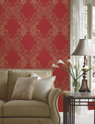 How To Pull Off Red Walls For Chinese New Year