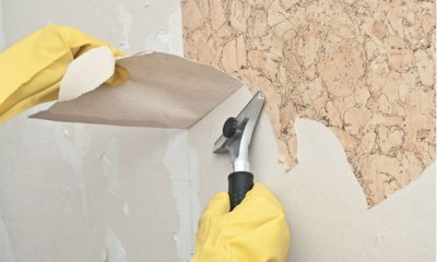 Effective Ways to Remove Wallpaper Without Damaging Your Wall – Gawin