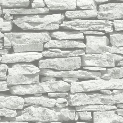 SLATE STONE WALL EFFECT WALLPAPERS – MODERN FEATURE WALL - GREY BLACK NATURAL | eBay