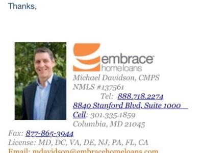 embrace loans - Anygator.com