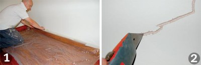 How to Patch Up Plaster | Homebuilding & Renovating