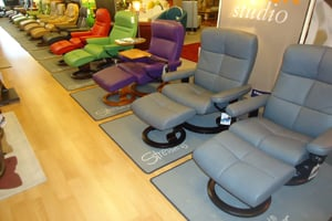 Ekornes Stressless Recliners & Ottomans - Yelp
