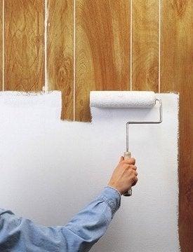 How to Paint Wood Paneling - Bob Vila