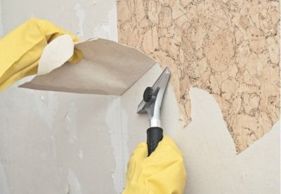 How to Remove Wallpaper Glue - Bob Vila