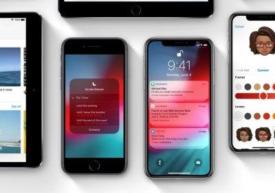 iOS 12 wallpaper op je iPhone of iPad instellen