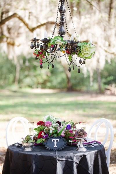 Dramatic, Dark & Romantic Wedding Ideas | Every Last Detail