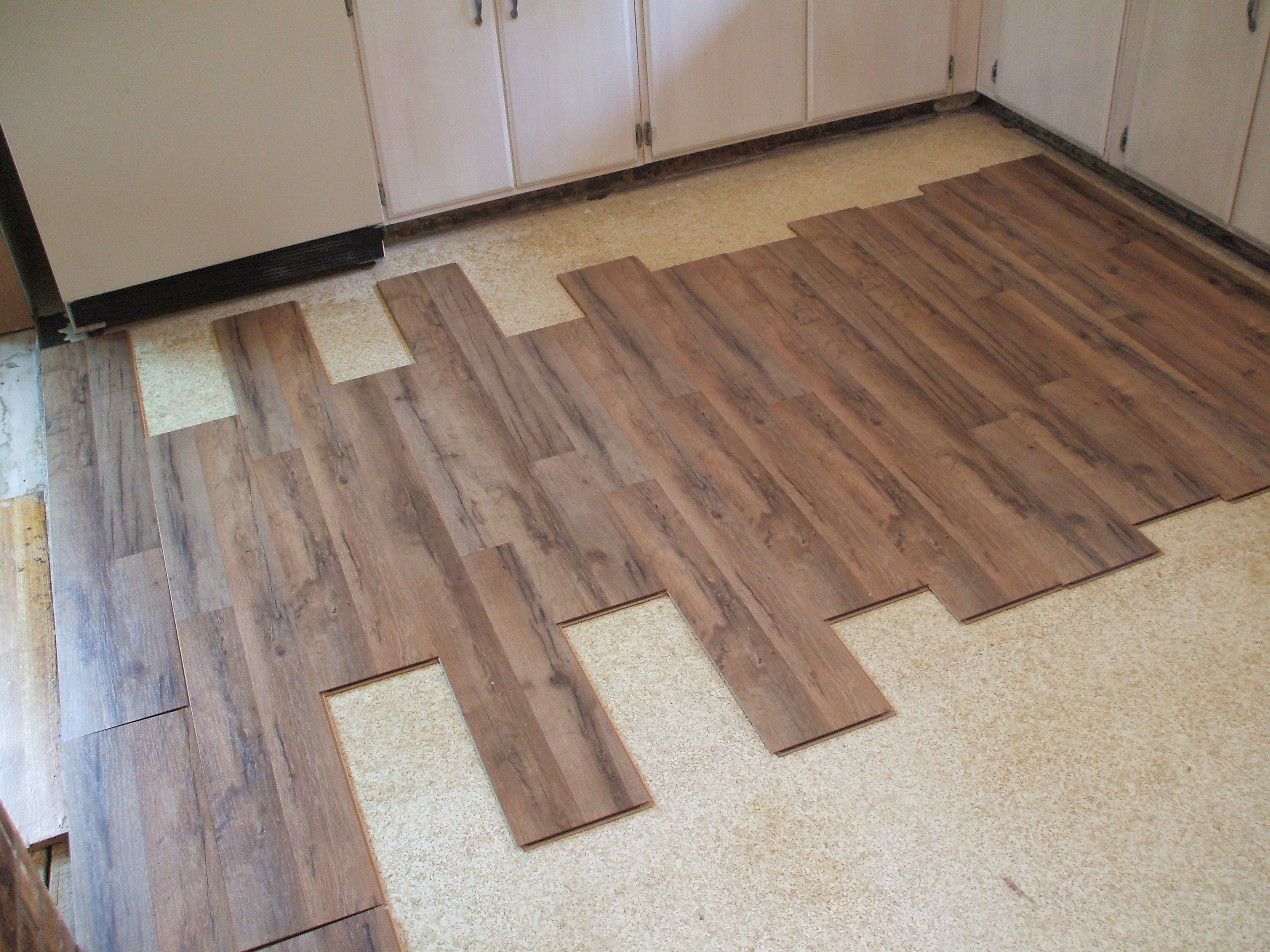 flooring options for your rental home laminate flooring in kitchen