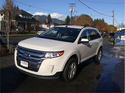 2013 Ford Edge SEL Outside Metro Vancouver, Maple Ridge