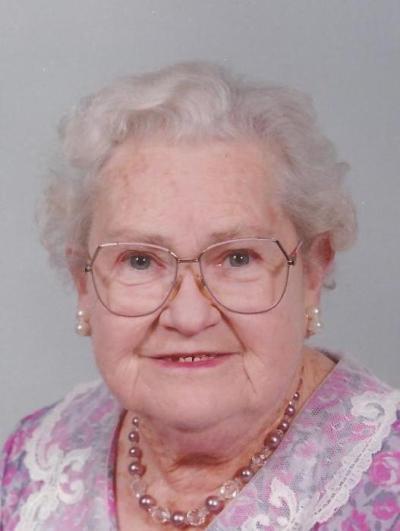 Obituary for Mary Margaret McManus