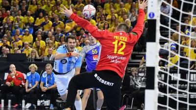 Argentina perdió con Suecia en la segunda jornada del Mundial de Handball 2019 | Perfil Formosa
