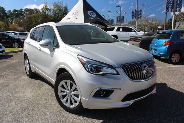 New Buick   Buy  Lease  or Finance   Gainesville  FL 32609 New 2018 Buick Envision in Gainesville Florida