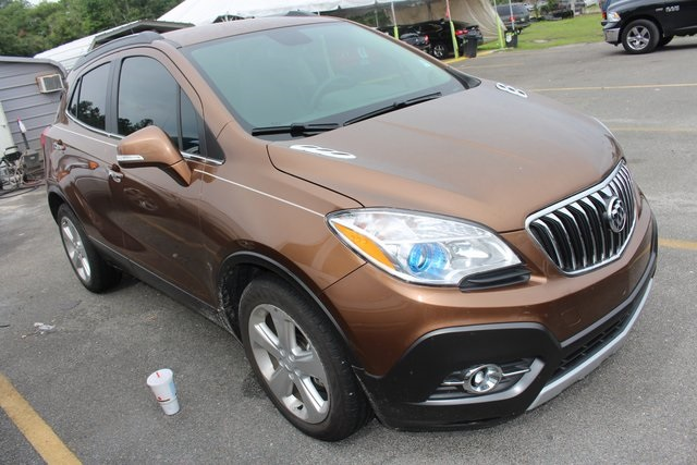 Used and Pre Owned Vehicles   Buy and Finance Offers   Gainesville     Used 2016 Buick Encore in Gainesville Florida
