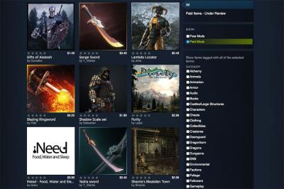 Steam launches fall sale alongside the first annual Steam Awards