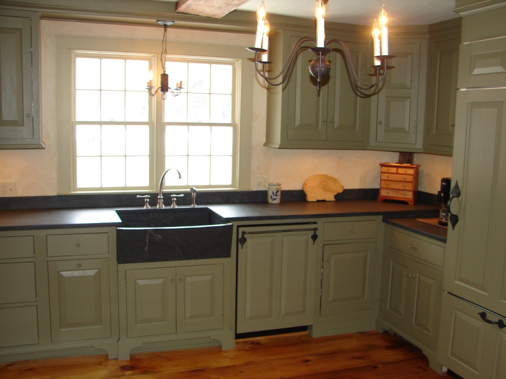 kitchen in colonial colonial kitchen sink Kitchen in colonial