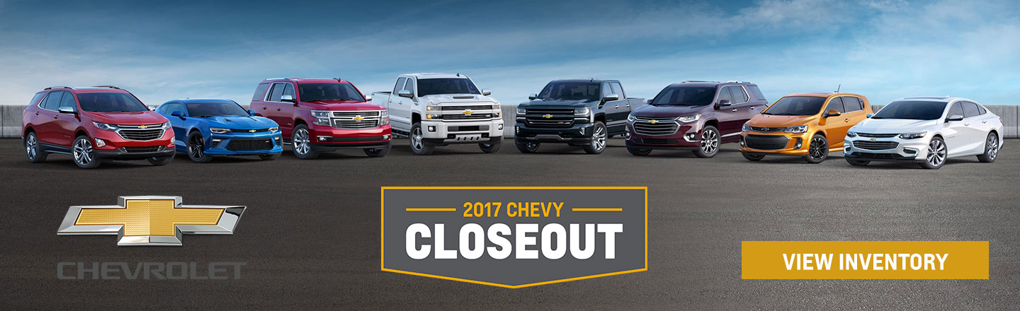 Mark Allen Chevrolet Buick GMC  Auto Dealers Serving Tulsa  OK Drivers 2017 Chevy Closeout