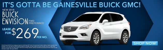 New   Used Cars Dealer near Starke  FL   Gainesville Buick GMC Aug Envision