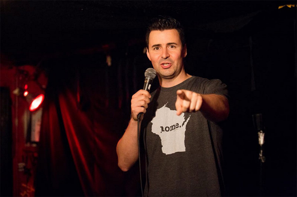 Comedian Pete Lee retakes the stage to turn personal pain into laughs Pete Lee