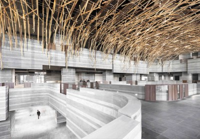 Hub Performance and Exhibition Center by Neri & Hu: 2016 ...