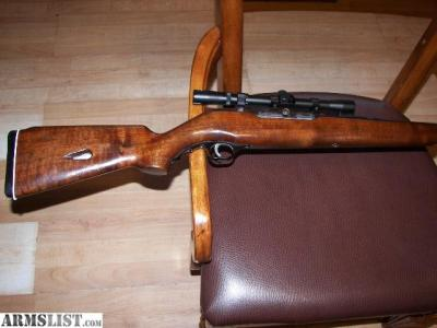 ARMSLIST - For Sale/Trade: 22 Rifle for SALE OR TRADE( MANY TRADES OPTIONS)