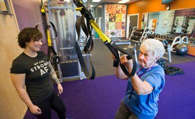 Stephens City gym builds strength with TRX | News, Sports ...