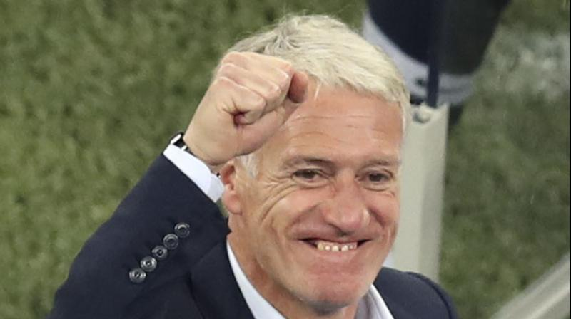 FIFA World Cup 2018  France coach Didier Deschamps on verge of history Didier Deschamps has taken France to their second straight major tournament  final  giving them the