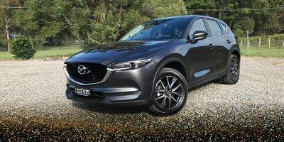2017 Mazda CX-5 GT review - photos   CarAdvice