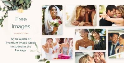Alis - Wedding & Wedding Planner WordPress by vamtam ...
