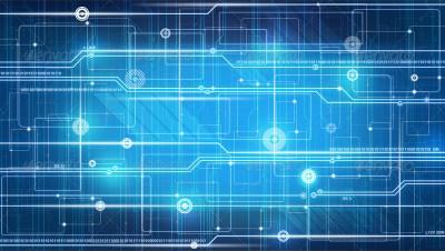 Hi-Tech Background by L5Design | GraphicRiver