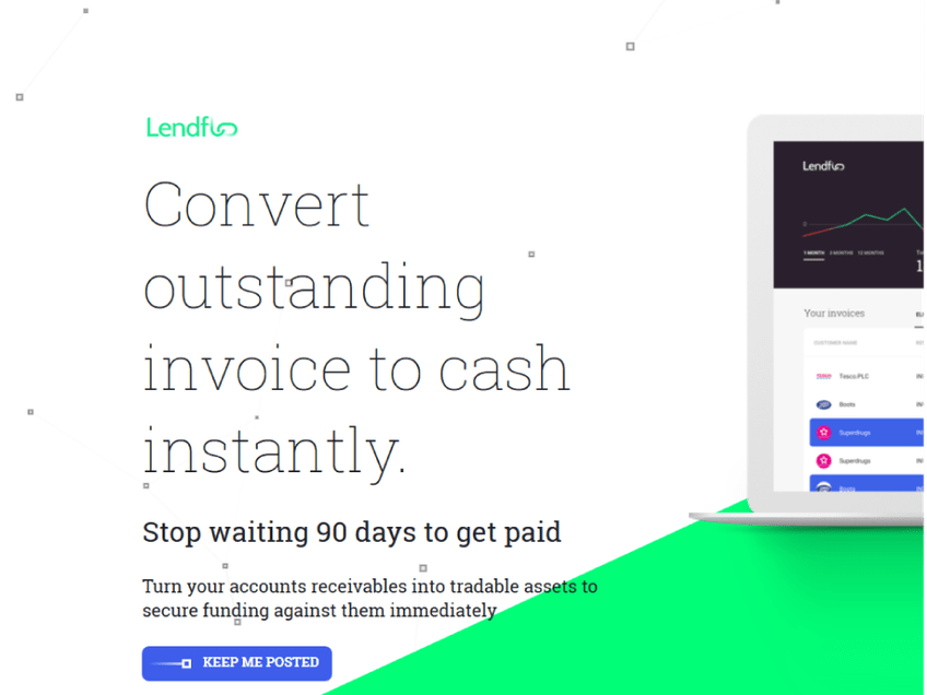 Lendflo Lendflo screenshot