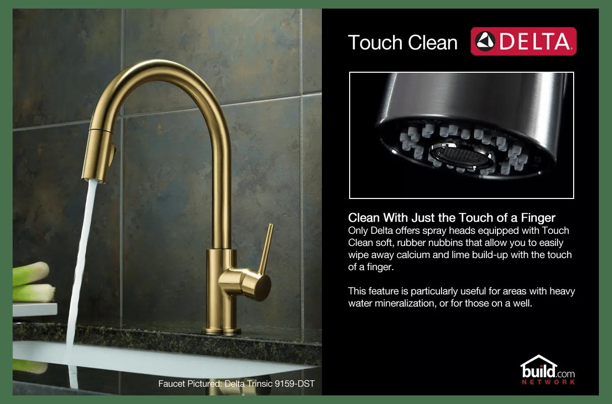 f delta trinsic kitchen faucet Alternate View Alternate View