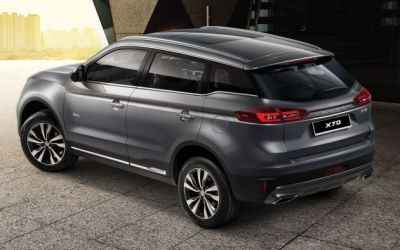 Proton X70 – safety systems detailed, including ADAS