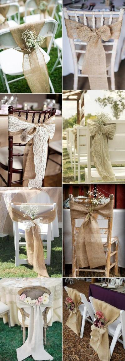 28 Awesome Wedding Chair Decoration Ideas For Ceremony And ...