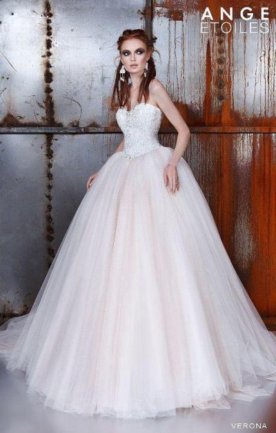 Wedding Dress VERONA, Wedding Dresses Ball Gown, Wedding ...