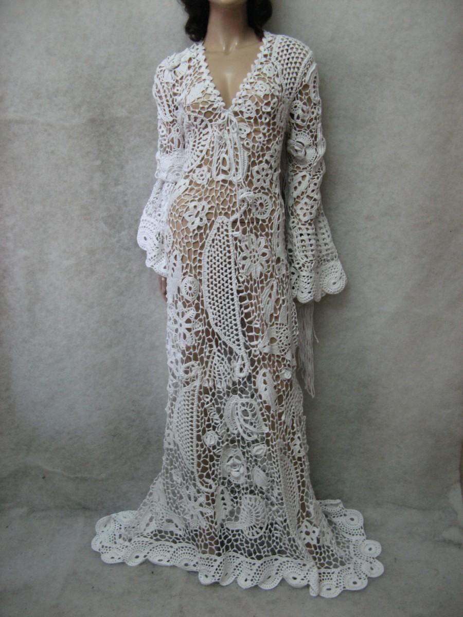 anna campbell gold boho bohemian wedding ireland irish wedding dress Anna Campbell Glamour And Touches Of Gold for a Bohemian Irish Bride Weddings