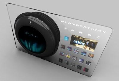 Playstation 4 by T C at Coroflot.com