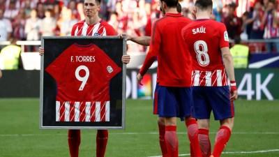 Fernando Torres, adiós al 'Niño' que se convirtió en leyenda con ADN atlético
