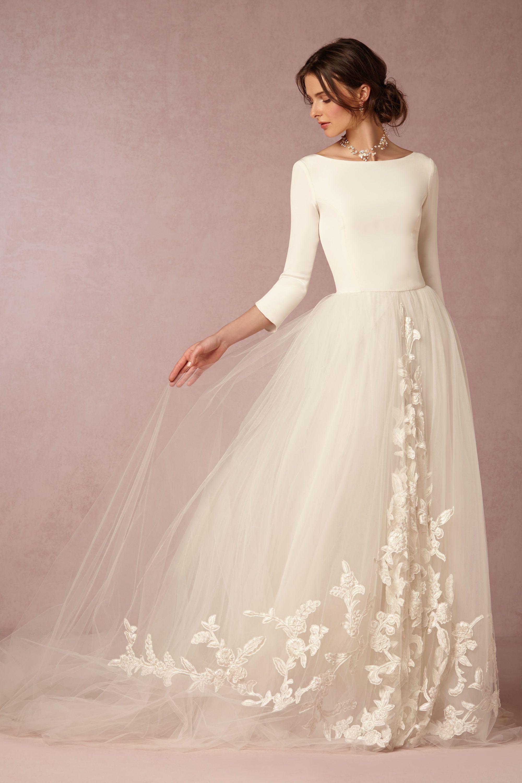 Sian Gown in Bride Bhldn | Dream Wedding IdeaS Around The World